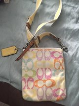 Pastel Coach Crossbody*Reduced* in Naperville, Illinois