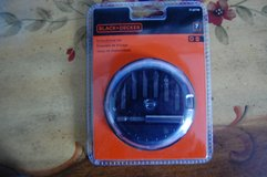 Black and Decker screwdriving set Brand new Screw driver in Chicago, Illinois