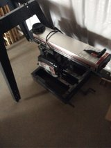 10 lnch craftmam radial saw with stand in Batavia, Illinois