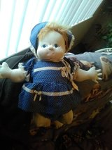 Old cloth doll in bookoo, US