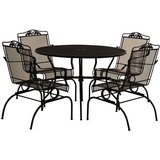 Arlington House 5-Piece Action Patio Dining Set - NEW in Lockport, Illinois