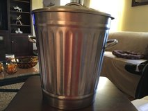 Small Metal Can With Lid in Joliet, Illinois