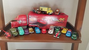 Disney Cars collection in Vacaville, California