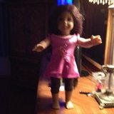 AMERICAN GIRL DOLL WITH OUTFIT. in Joliet, Illinois