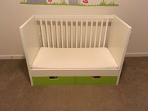 IKEA baby crib/toddler bed in Colorado Springs, Colorado