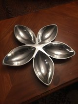 Aluminum 5-Section Serving Dish- New in Bolingbrook, Illinois