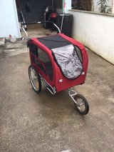 Petego Stroller Conversion Kit for Comfort Wagon Pet Bicycle Trailer in Okinawa, Japan