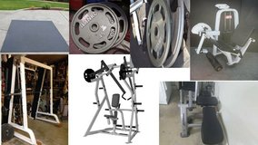 weights and gym equipment in Lake Elsinore, California