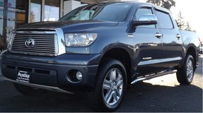 2007 Toyota Tundra Limited CrewMax 4x4  w/ ONLY 74k LOW miles !!! in Fort Lewis, Washington