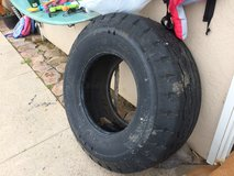 Crossfit Tire in Camp Pendleton, California