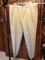 Off White slacks by Haggar - 38 x 29 in Naperville, Illinois