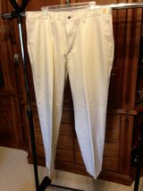 Off White slacks by Lee - 38 x 29 in Naperville, Illinois