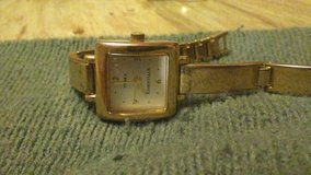 Gold Timex Essentials Womens Watch in Alamogordo, New Mexico