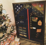 Shadow boxes in Temecula, California