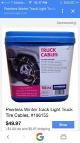 Peerless Tire Chains in 29 Palms, California