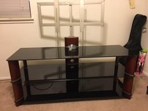 Glass TV Stand in Fairfield, California