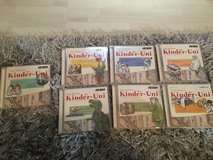 great Kinder-Uni Lexikon/Dictionary Books and CD´s great to learn German in Ramstein, Germany