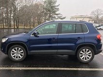 2010 VW Tiguan in Ramstein, Germany