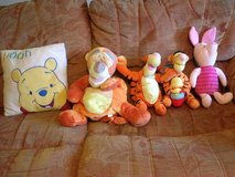 Winnie the Pooh soft toys in bookoo, US