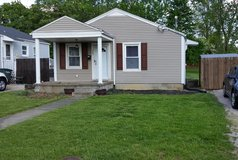 2 bedroom, 1 bath house in Elizabethtown in Fort Knox, Kentucky