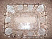 Reproduction Coin Glass bread plate in Chicago, Illinois