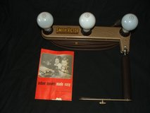 Vintage Smith-Victor Flood-Master Photo Light Bar in Lockport, Illinois