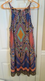 Summer dress Juniors Size Large in Warner Robins, Georgia