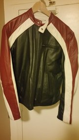 Used Leather Jacket in Glendale Heights, Illinois
