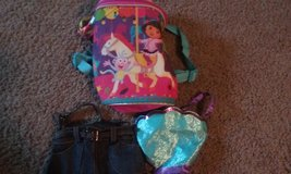 Girls purses and back pack in Travis AFB, California