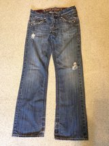 Vintage Distressed Rock Revival Jeans - Nick/Boot-32 in Naperville, Illinois