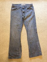 Levis, Low Boot Cut Jeans-32 x 32 in Naperville, Illinois