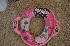 Minnie Mouse Soft Trainer Seat in Eglin AFB, Florida