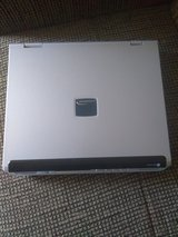 Older laptop in Fort Campbell, Kentucky