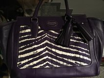 Beautiful Never used Purple Coach Purse in Ramstein, Germany