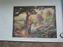 """I'm selling an already done 1000 pieces puzzle """"Gone with the wind"""" in Bellevue, Nebraska"""
