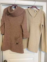 (2) ChaudryKC & JCrew Wool Cowlneck/Poncho in Camp Lejeune, North Carolina