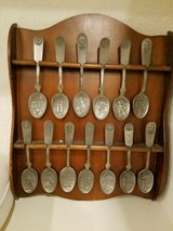Colonial spoon set in Vacaville, California