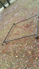 Queen/Full metal bed frame in Beaufort, South Carolina