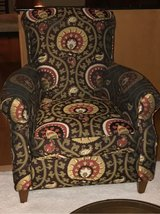 Upholstered Accent Chair in Naperville, Illinois