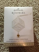 "Hallmark Keepsake ""Baby's First Christmas"" 2015  Christmas Tree Ornament in Gordon, Georgia"