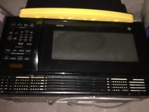 GE over the stove microwave (black) in Bolingbrook, Illinois