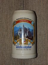 Weihenstephan 1988 Annual Beer Stein in Stuttgart, GE
