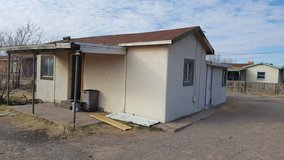 2 Houses on 1 Lot--Seller Financing Investor Special!!! in Alamogordo, New Mexico