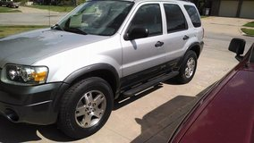 2005 Ford Escape in Lawton, Oklahoma