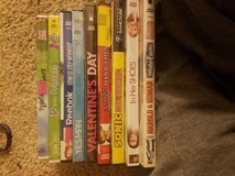 9 Dvd's in Fairfield, California