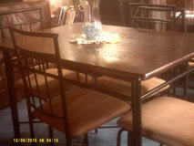 Table and 4 chairs in San Ysidro, California