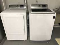 Samsung Washer and Dryer in bookoo, US