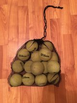 15 ct Wilson Tennis Balls (Not-Used) in Travis AFB, California