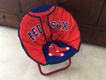 Boston Red Sox Chair - new in Okinawa, Japan