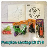 pumpkin carving kit in Okinawa, Japan